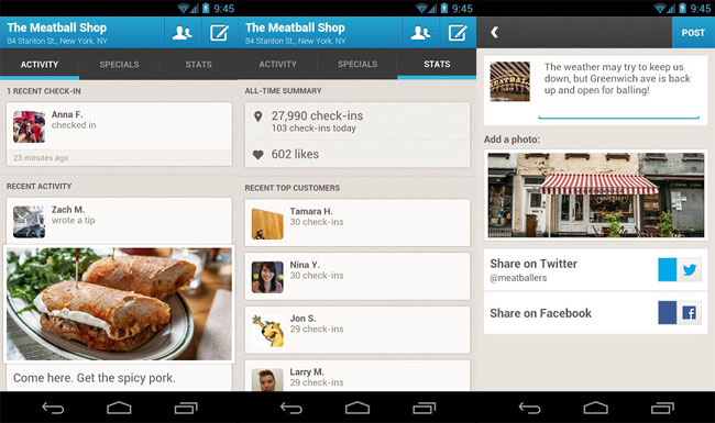 Foursquare-for-Business-Android