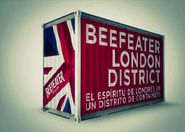 Llega a Madrid Beefeater London District