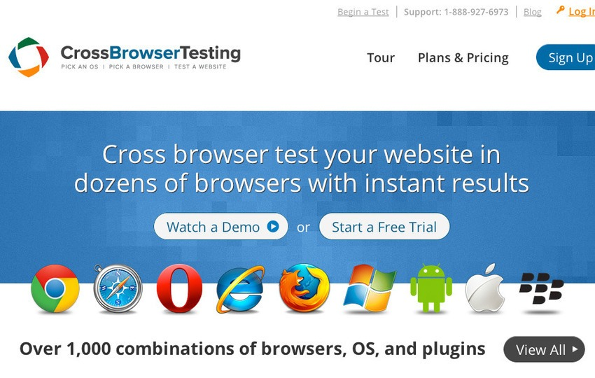 4-CrossBrowser