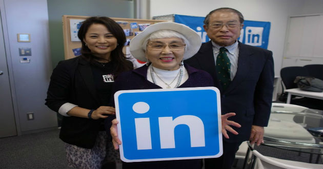 LinkedIn celebra el Bring In Your Parents Day